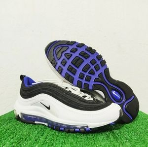 Nike Air Max 97 GS Running Shoes Persian Violet